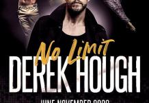 """Derek Hough: No Limit"" to Take the Stage at Flamingo Las Vegas Beginning June 2"