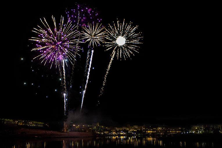 Lake Las Vegas Partners with Henderson for Star Spangled Sky Fourth of July Fireworks Celebration
