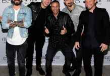 Backstreet Boys to Host 'Larger Than Life' After-Parties at Chateau Nightclub & Rooftop at Paris Las Vegas