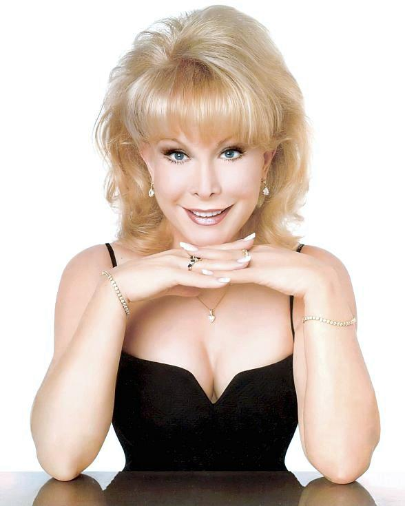 """Celebrate the 50th Anniversary of """"I Dream of Jeannie"""" with Barbara Eden at Suncoast Showroom June 20"""