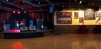 "Enjoy ""Barks and Brews"" at The Bunkhouse Saloon"