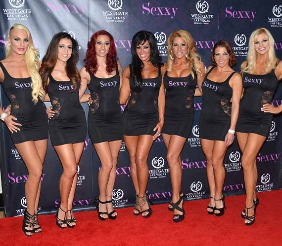 "The Westgate Resort & Casino's successful Adult Review, Jennifer Romas' ""SEXXY"" celebrates a surprise 1 Year Anniversary in 'High-Style'"