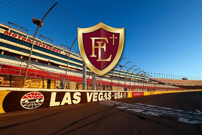 Faith Lutheran Middle School & High School Provides Seniors a One-of-a-Kind Vegas-Style Graduation Experience Thanks to Las Vegas Motor Speedway