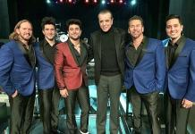 The Bronx Wanderers Celebrate Grand Opening of New Show at The LINQ Hotel & Casino in Las Vegas