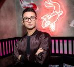 Christian Siriano at the Mott 32 grand opening at The Venetian Resort Las Vegas