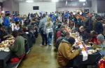 Christmas Meal at Catholic Charities of Southern Nevada