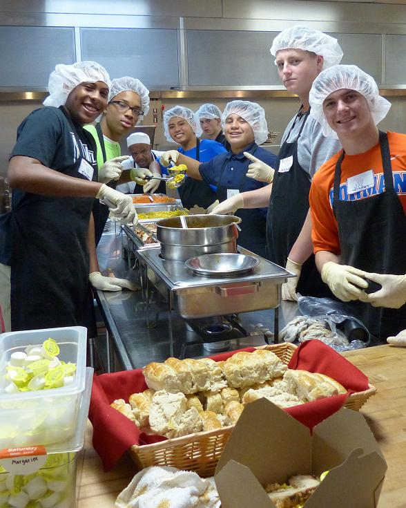 Catholic Charities to Serve Annual Christmas Dinner to the Homeless Tradition helps more than 1,000 Southern Nevadans