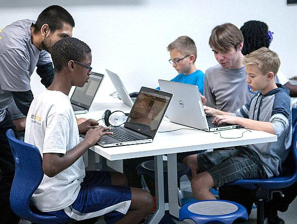 Code Central hosts Summer Tech Camps beginning June 12