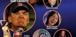 Comedian Gary Caouette Windsor to Headline Sapphire Comedy Hour, Saturday Feb. 27