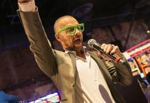 """Joey Lawrence Hosts """"90s Grand House Party"""" at the Downtown Grand Hotel & Casino in Las Vegas to Ring in 2019"""