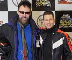 Master Magician Lance Burton and Comedian Mike Hammer