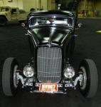 """""""Blackie"""", a 1932 Ford 3-Window Coupe at Barrett-Jackson"""