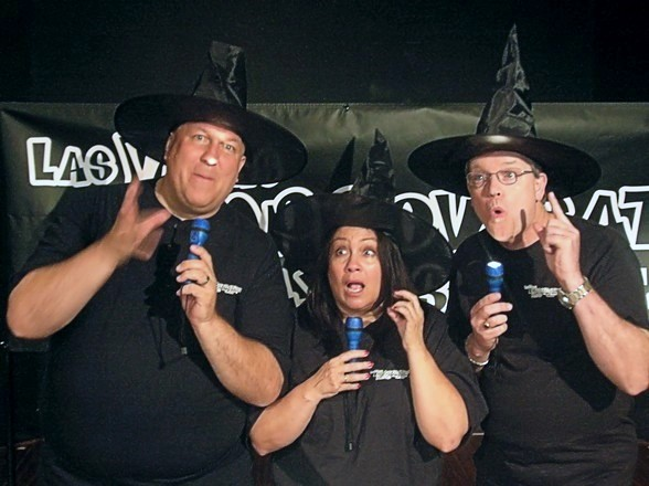 """""""Trick or Treat…or Laugh"""" when The Las Vegas Improvisation Players host Halloween-Themed Show Oct. 27"""