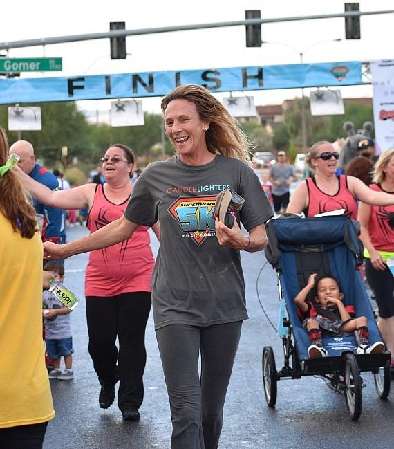 """Be a Superhero for Kids Battling Cancer: """"Candlelighters Superhero 5K"""" on Sept. 14 at Mountain's Edge"""