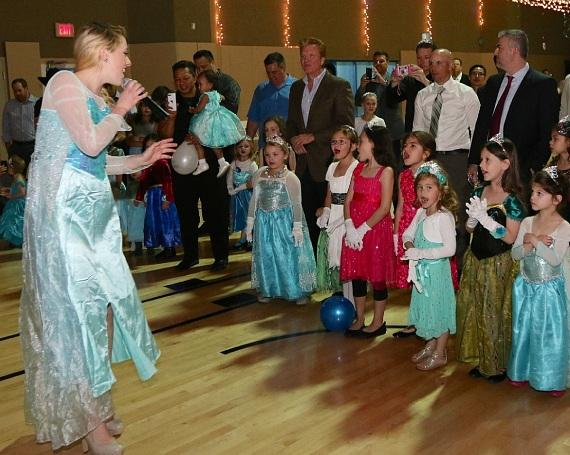 Daddies and Daughters Invited to Celebrate Valentine's Day at Life Time Destinations with Annual Dances Feb. 20