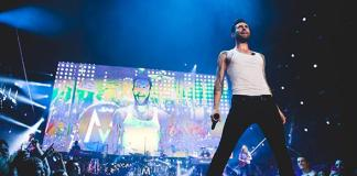 """Maroon 5 with """"Sexiest Man Alive"""" Adam Levine Ring in 2014 at Mandalay Bay Events Center Dec. 30-31"""