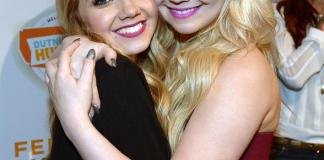 Danielle Bradbery and RaeLynn
