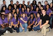 Epicurean Charitable Foundation students