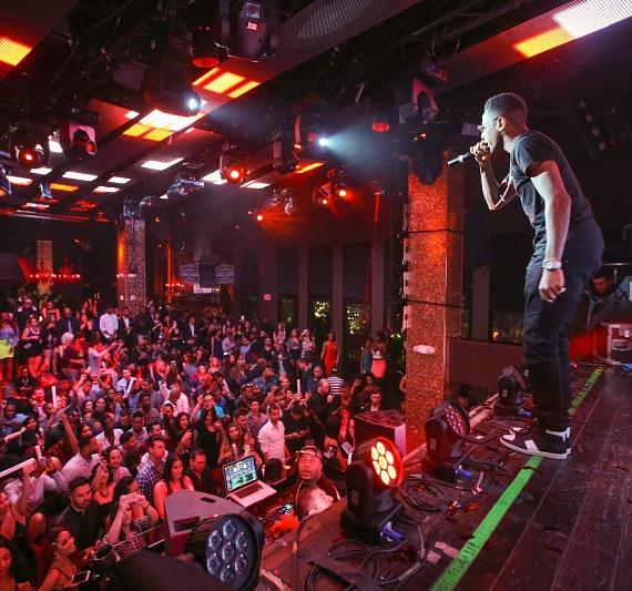 Wyclef Jean performs at Marquee; Fabolous at TAO