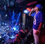 Fabolous performs at TAO Nightclub