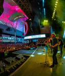 Fans celebrate Fourth of July at Fremont Street Experience with special Eli Young Band performance