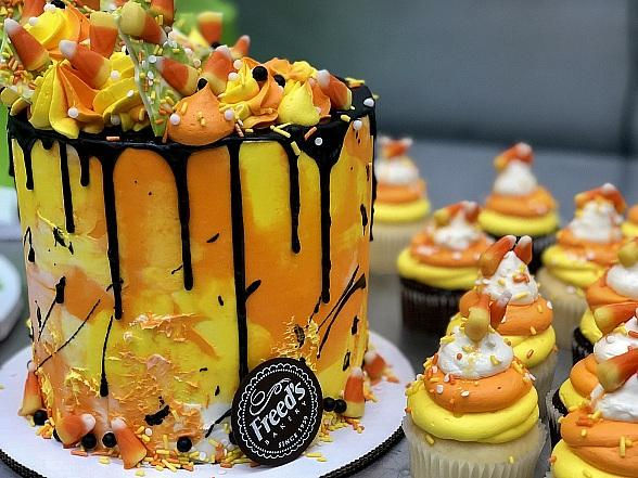 Freed's Bakery Debuts 'Spooktacular' Desserts for Halloween