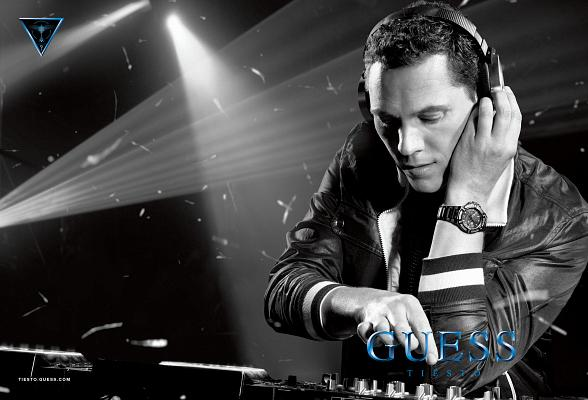 DJ Tiësto to Perform at Fashion Show Mall in Las Vegas Nov. 10