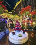Sam's Town Hotel and Gambling Hall Celebrates the Holidays with Mystic Falls Park Winter Wonderland