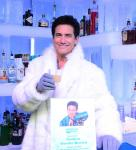 Minus5 Ice Bar Celebrates Longtime Las Vegas Headliner Gordie Brown with Cocktail Created in his Honor