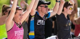 """Life Time Athletic to Host Third Annual """"Ride for a Reason"""" Cycling Event to Benefit St. Jude"""