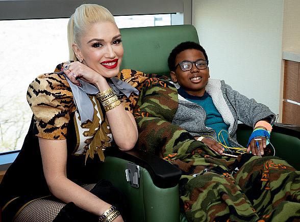 """Gwen Stefani and Domsky Glass To Be Honored at """"Circus Couture: Metamorphose"""" October 10, 2019"""