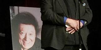 Celebration of Life of Marty Allen Draws Hundreds to Rampart for Tribute
