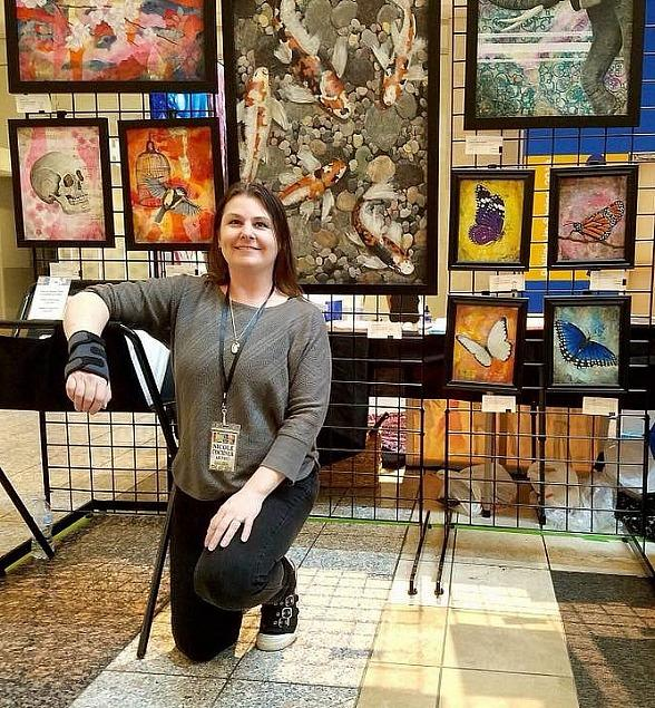 The Galleria at Sunset to Host Las Vegas Artists' Guild Galleria Fine Art Expo August 18-19