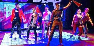 """Groovy! The Space Adds """"Evil Dead The Musical HD"""" to Fall Performances"""