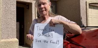 Delivering With Dignity Provides Nearly 40,000 Meals in Two Months