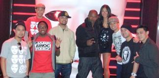Foxx, Kim and the JabbaWockeeZ at Monte Carlo Theater