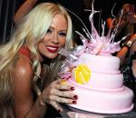 Jenna Jameson celebrates her birthday at Chateau Nightclub & Grardens at Paris Las Vegas