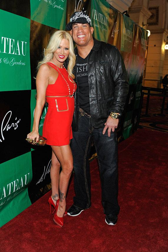 Chad Rogers celebrates his birthday at Chateau Nightclub & Gardens at Paris Las Vegas