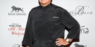 Joel Robuchon at First Course at ARIA