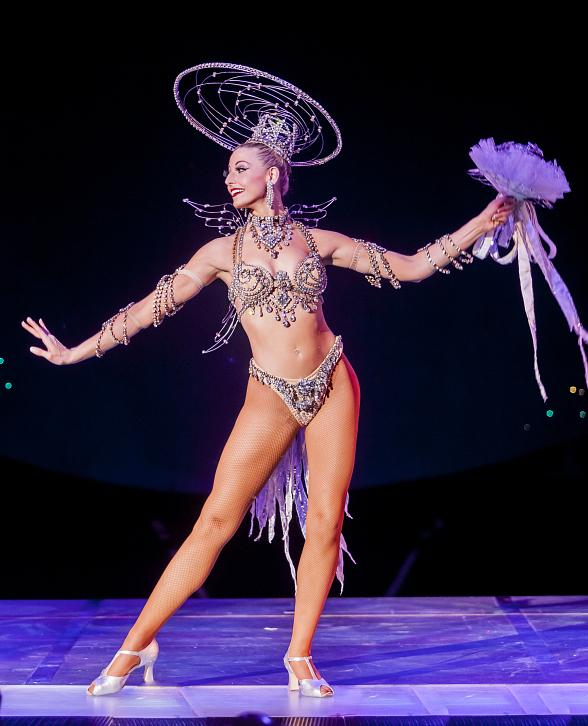Las Vegas' Most Iconic Show, Jubilee at Bally's Las Vegas, to Hold Auditions Monday, January 19