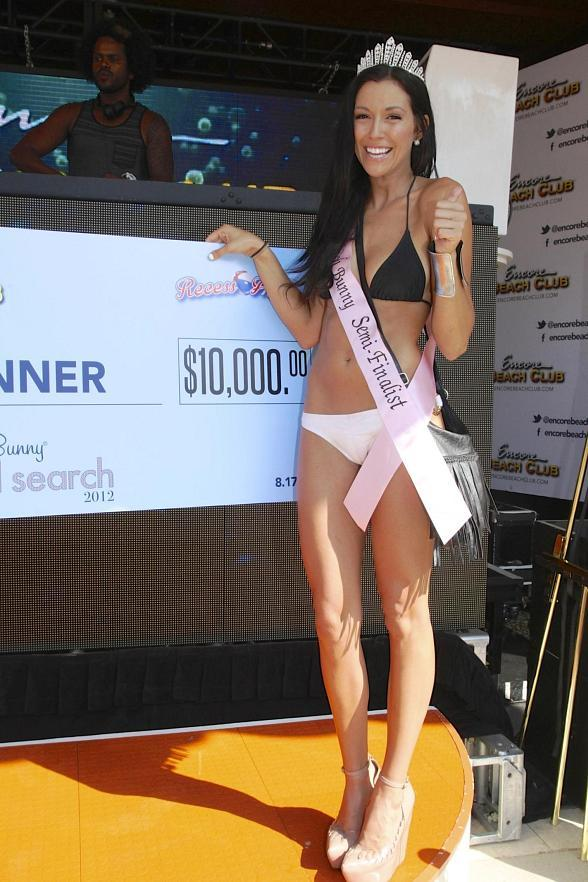 The competition winner was model and actress, Kari Gibson