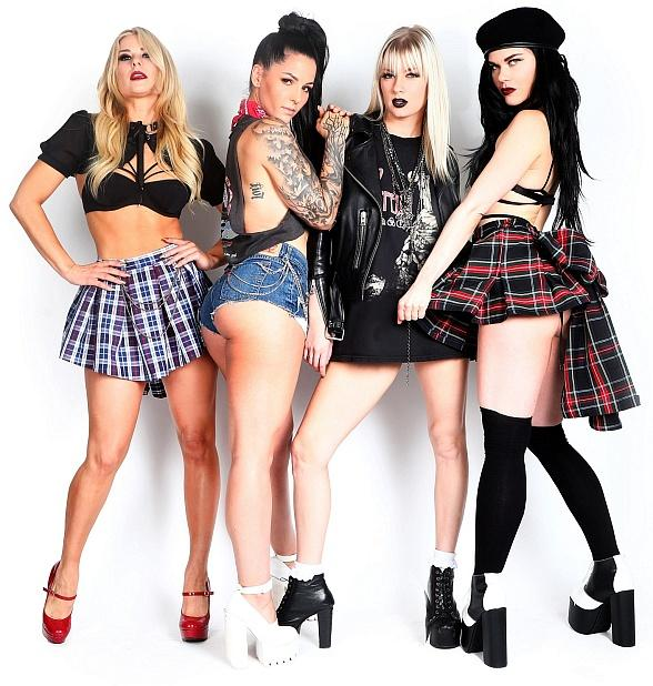 """L.A.'s Hottest Rock and Roll Burlesque Show """"Little Miss Nasty"""" Set to Debut at Hooters Casino Hotel in Las Vegas This October"""