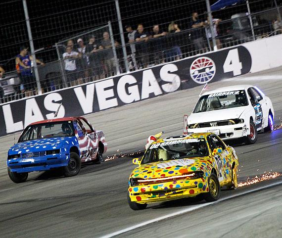 Special firsts highlight 15th annual Night of Fire at The Bullring at LVMS