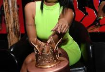 Reality Star Larissa Dos Santos Lima Hosts Birthday Party at Crazy Horse 3 in Las Vegas