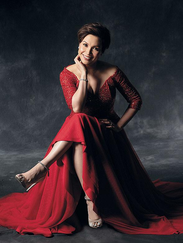 """An Evening with Lea Salonga"" in Encore Theater at Wynn Rescheduled for October 2020"