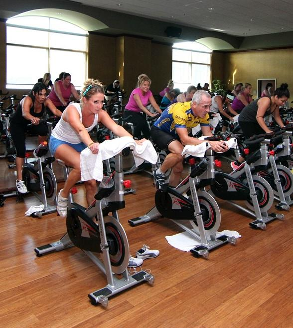 Burn Calories for a Cause at Life Time Athletic Las Vegas Fundraisers May 1