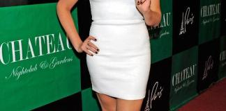 """Lauren """"Lo"""" Bosworth with Sugar Factory Couture Pop at Chateau Nightclub & Gardens"""