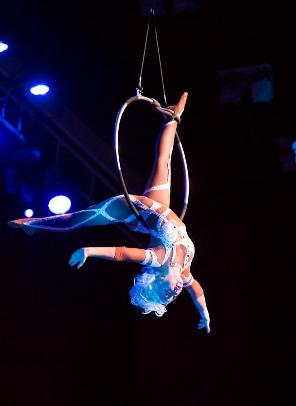 """Orleans Arena to Host """"Cirque Musica Holiday Spectacular"""" Live on Dec. 14"""