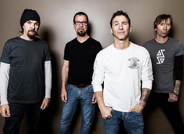 Godsmack Set to Rock The Joint at Hard Rock Hotel & Casino for Official UFC Pre-Match Concert July 5