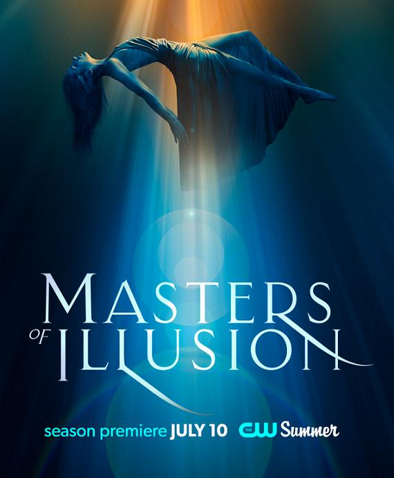 Taping of Masters of Illusion